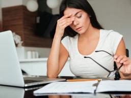 Снять усталость глаз: правило 20-20-20