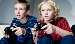 Дети и видеоигры: как защитить глаза?