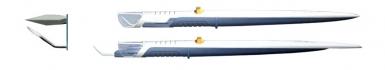Нож парацентезный ClearCut S 1,2 мм