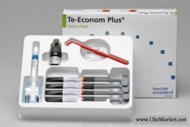 TE-Econom Plus 4x4g, рентгеноконтрастный фотокомпозит
