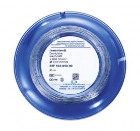 Проволока  Remanium  0,50 mm, 50 м, мягкая